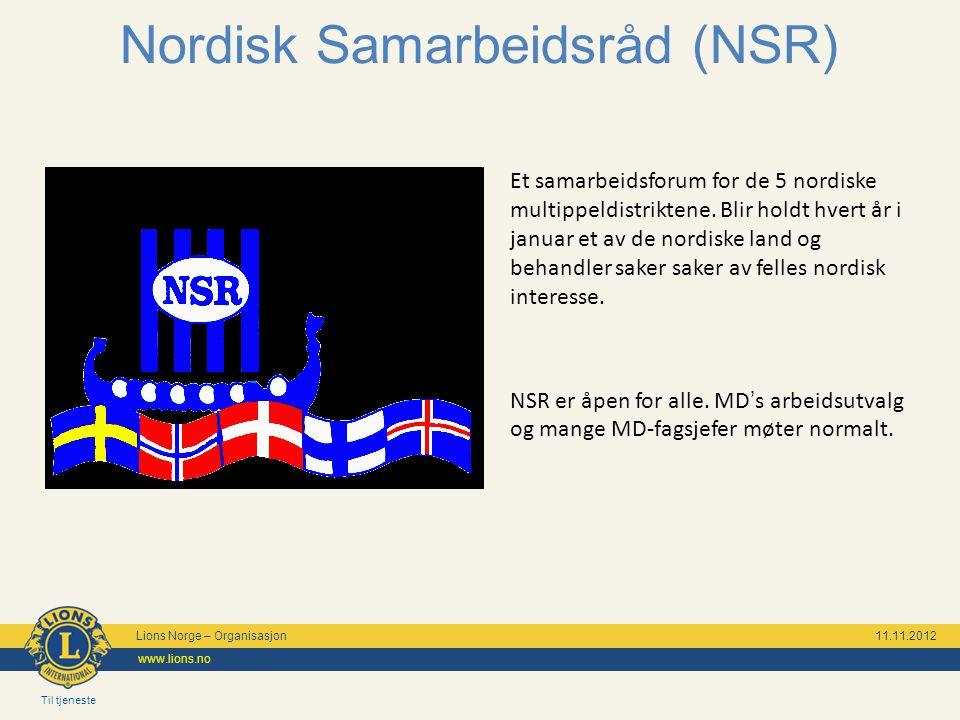 Nordisk Samarbeidsråd (NSR)