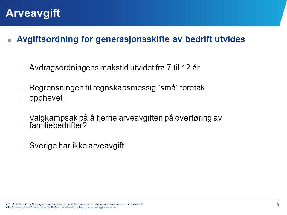 Arveavgift Fribeløpet NOK 470 000