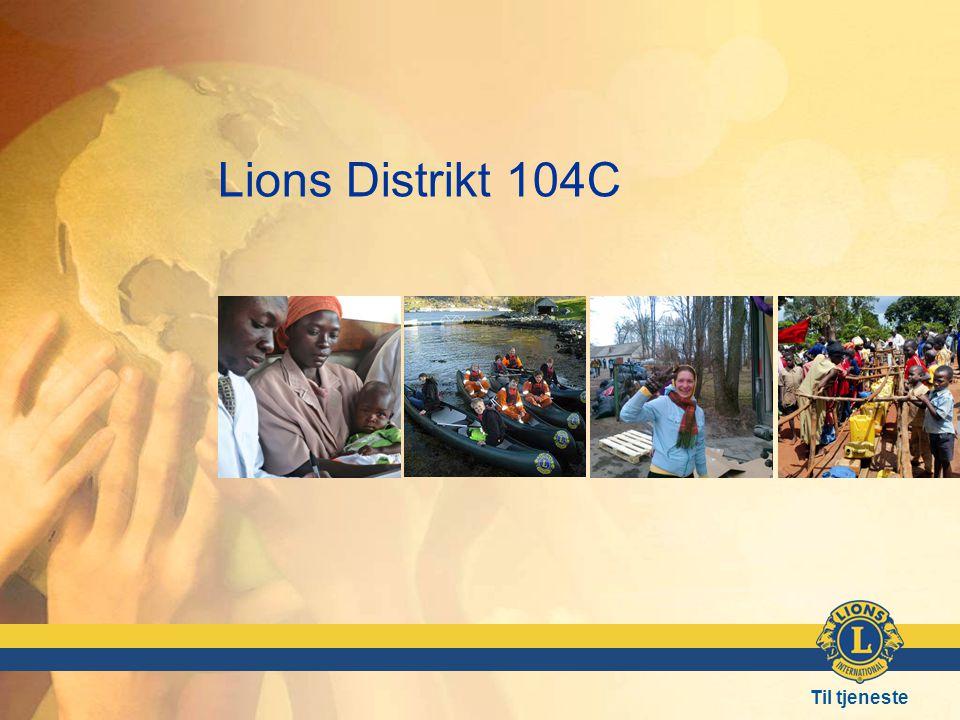 Lions Distrikt 104C