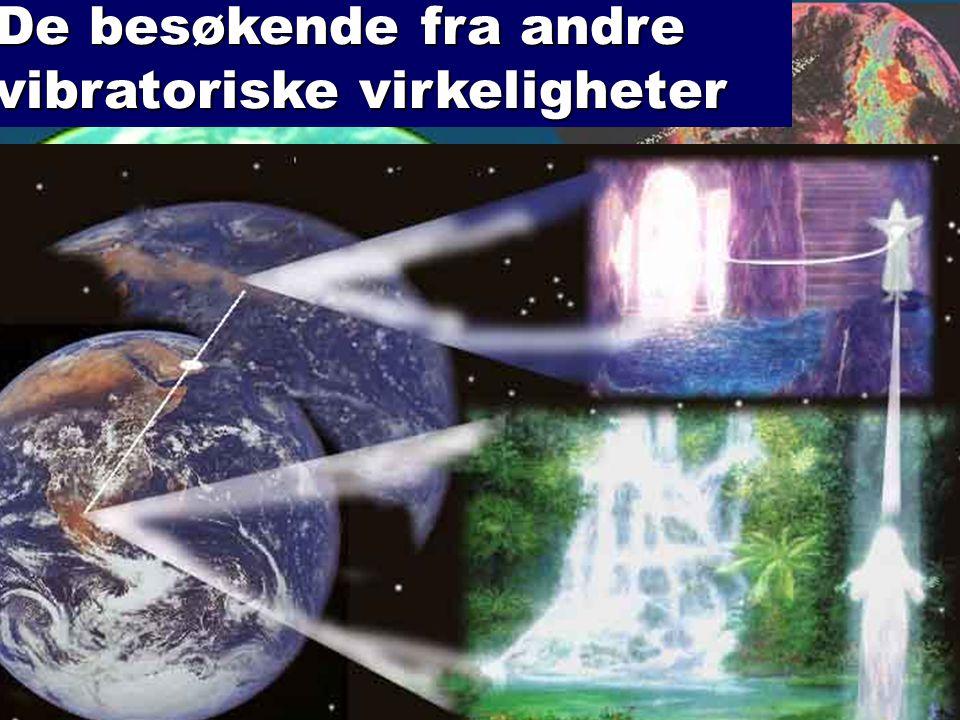 Å forstå ufo- mysteriet krever et flerdimensjonalt og åndelig