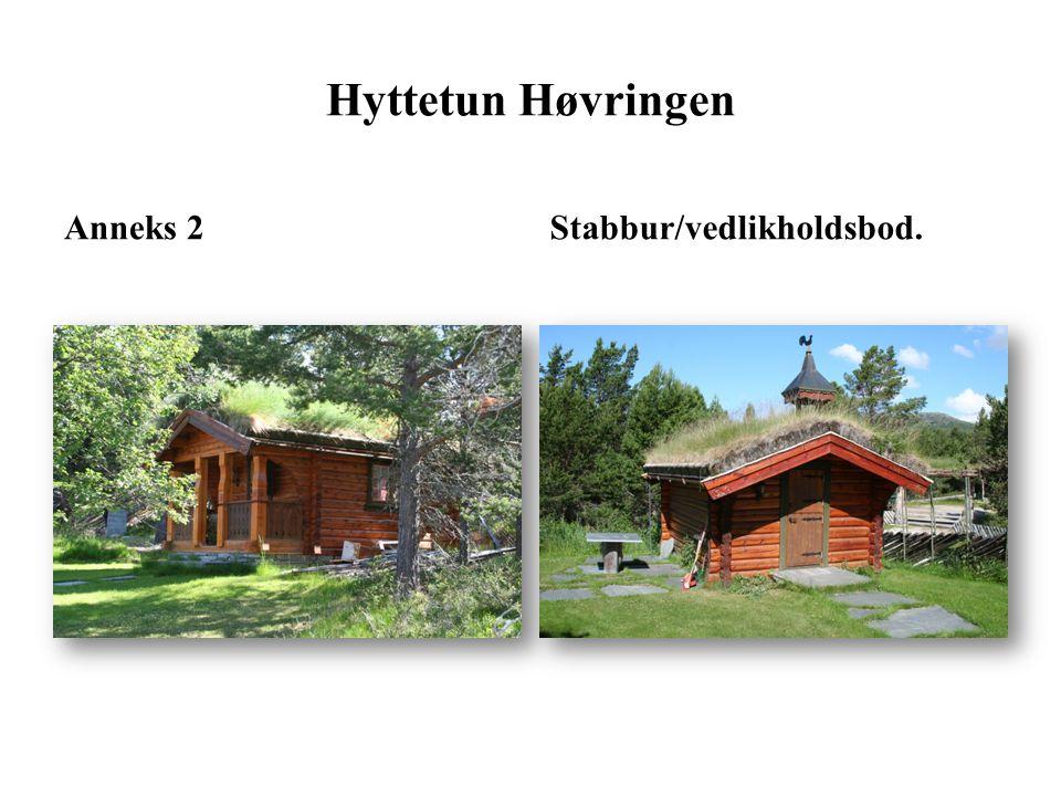Hyttetun Høvringen Anneks 2 Stabbur/vedlikholdsbod.