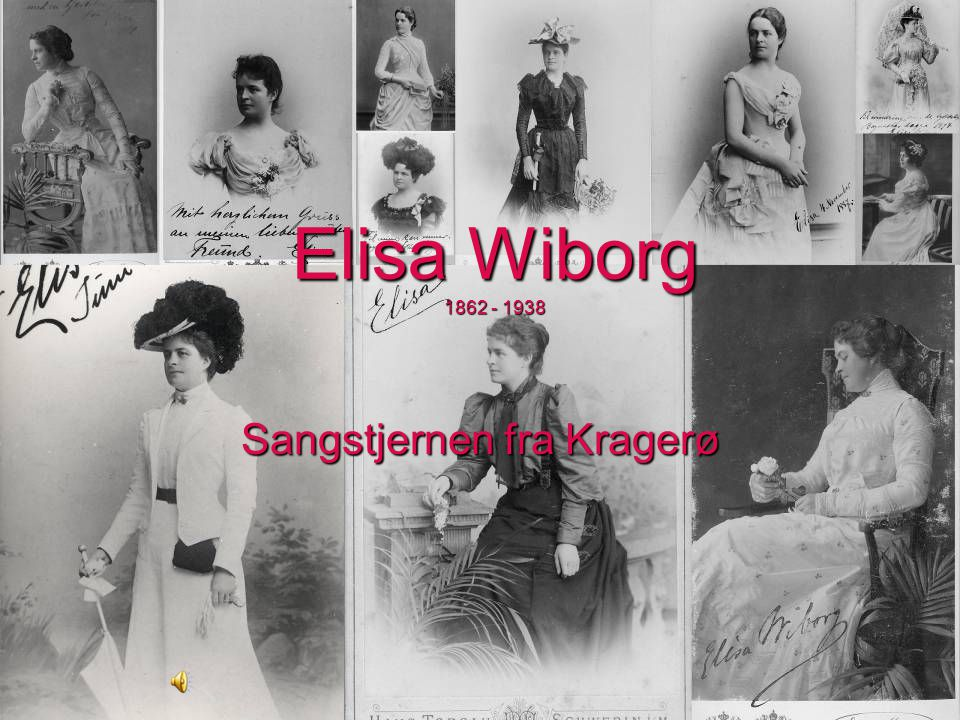 Sangstjernen fra Kragerø
