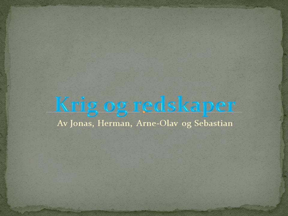 Av Jonas, Herman, Arne-Olav og Sebastian