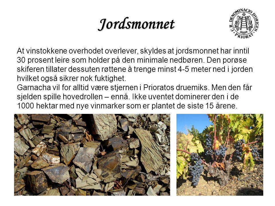 Jordsmonnet