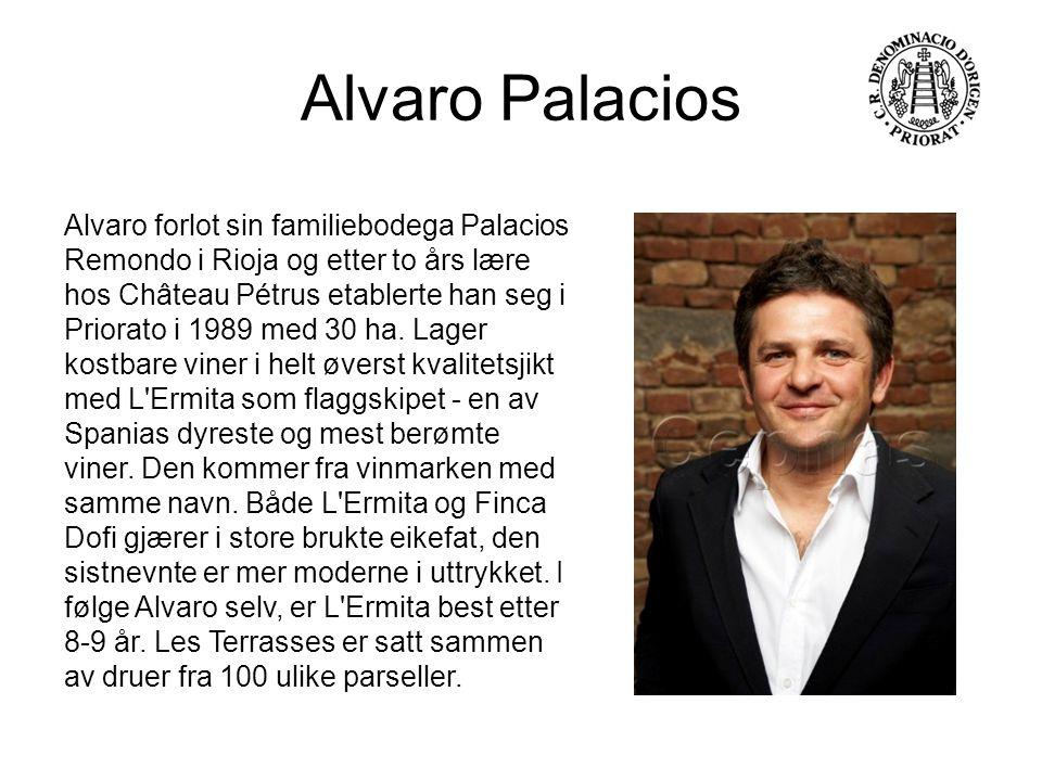 Alvaro Palacios