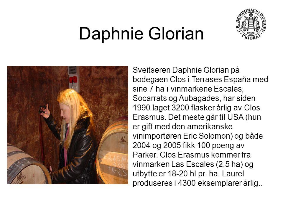 Daphnie Glorian