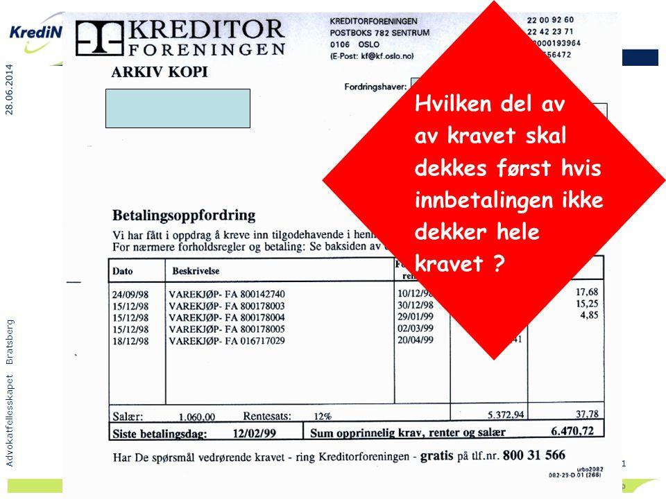 Advokatfellesskapet Bratsberg