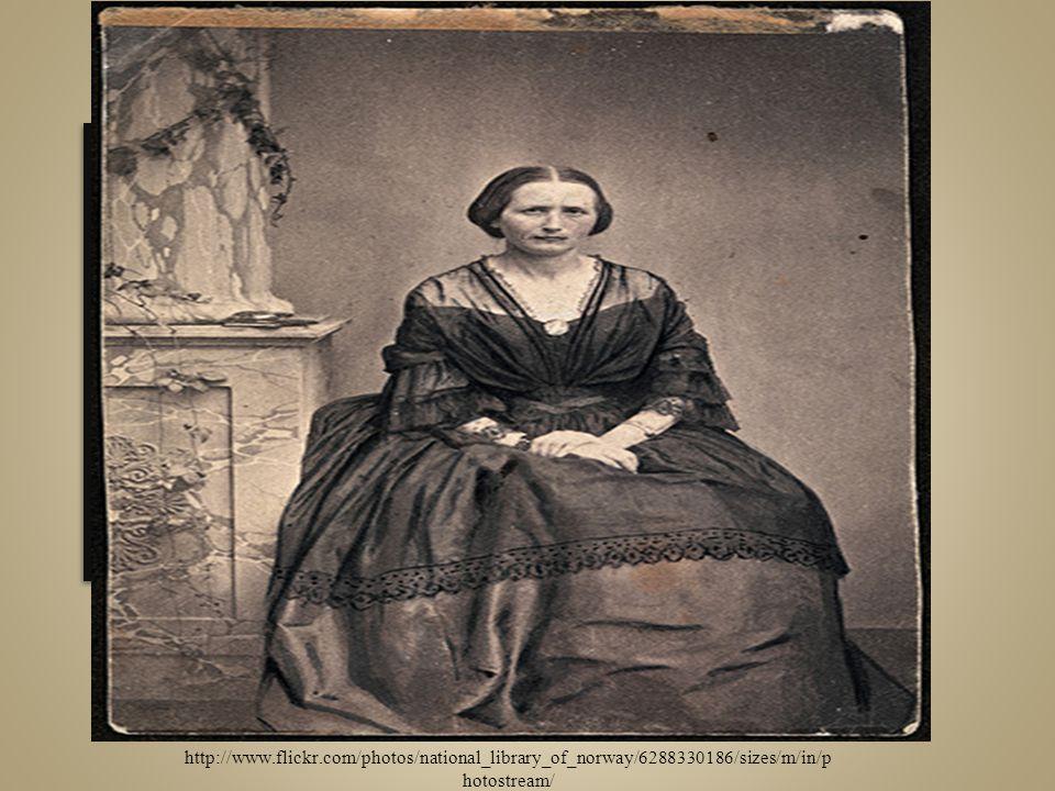 Celine Bildet: Dette bildet av Camilla er fra København i Danmark rundt 1860 tallet.