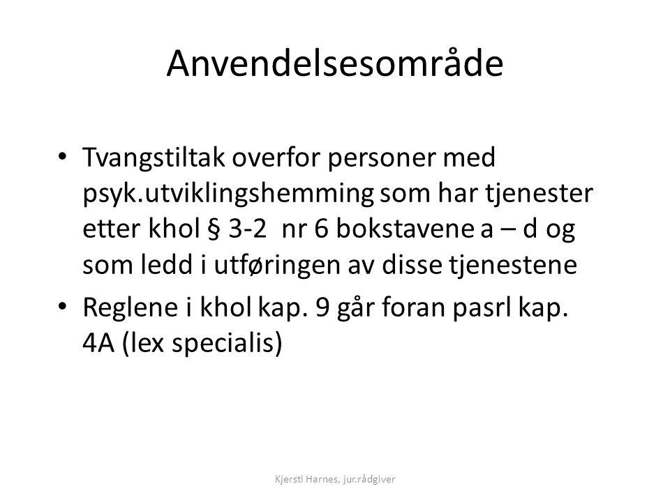 Kjersti Harnes, jur.rådgiver