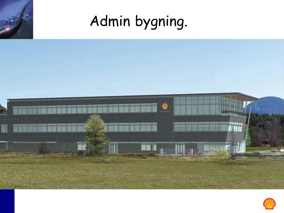 Admin bygning.