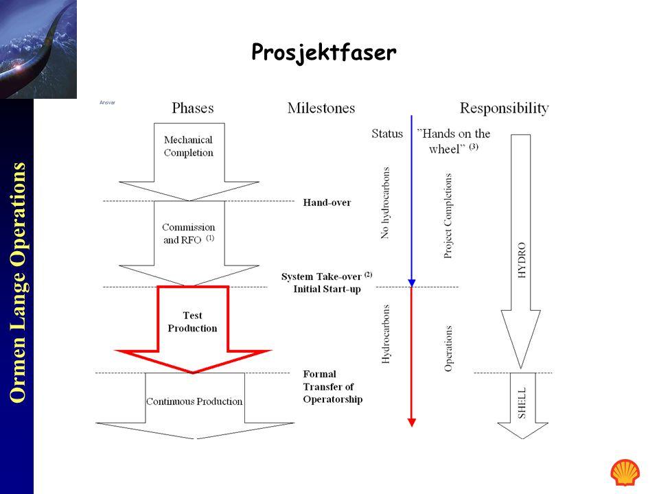 Prosjektfaser