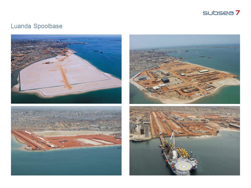 Luanda Spoolbase