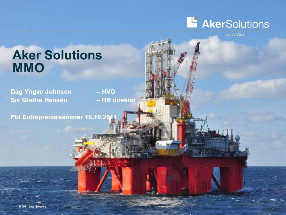 Aker Solutions MMO Dag Yngve Johnsen – HVO