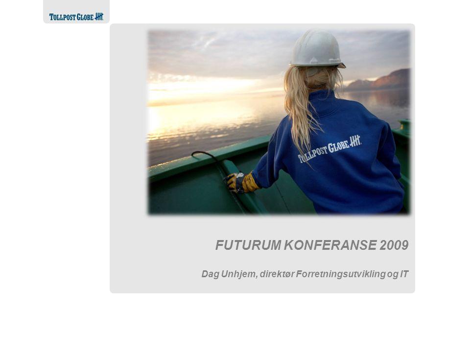 Espen Ellingsen Espen Ellingsen FUTURUM KONFERANSE 2009