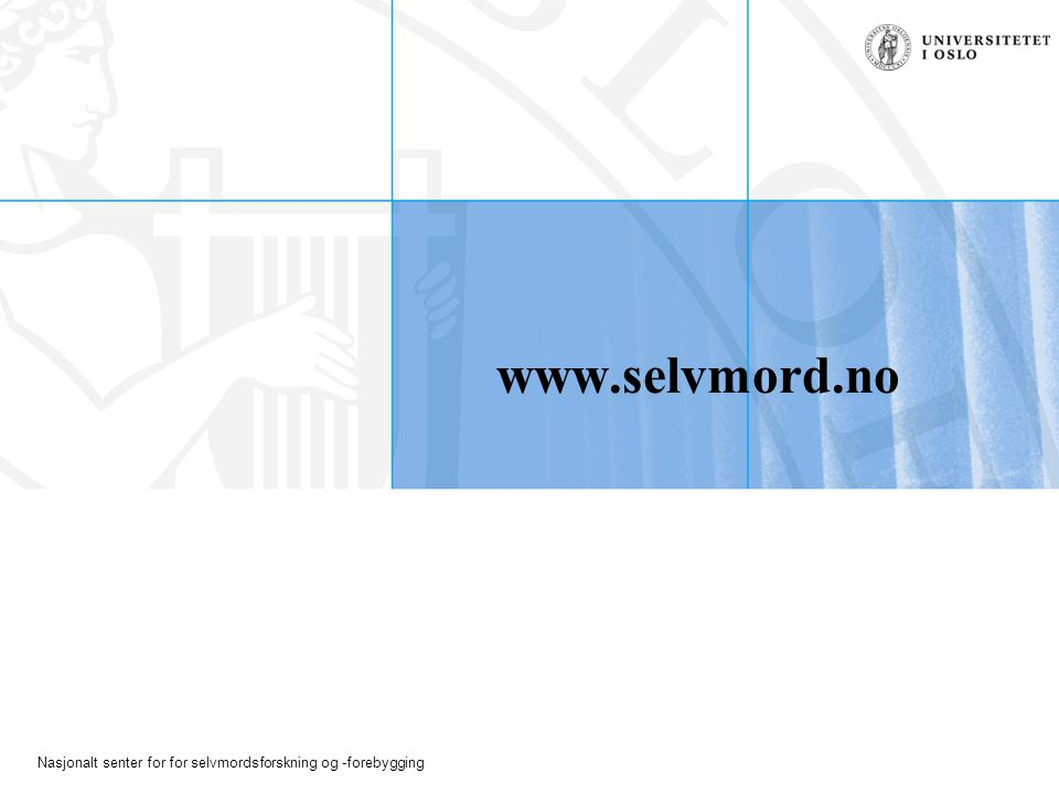 www.selvmord.no