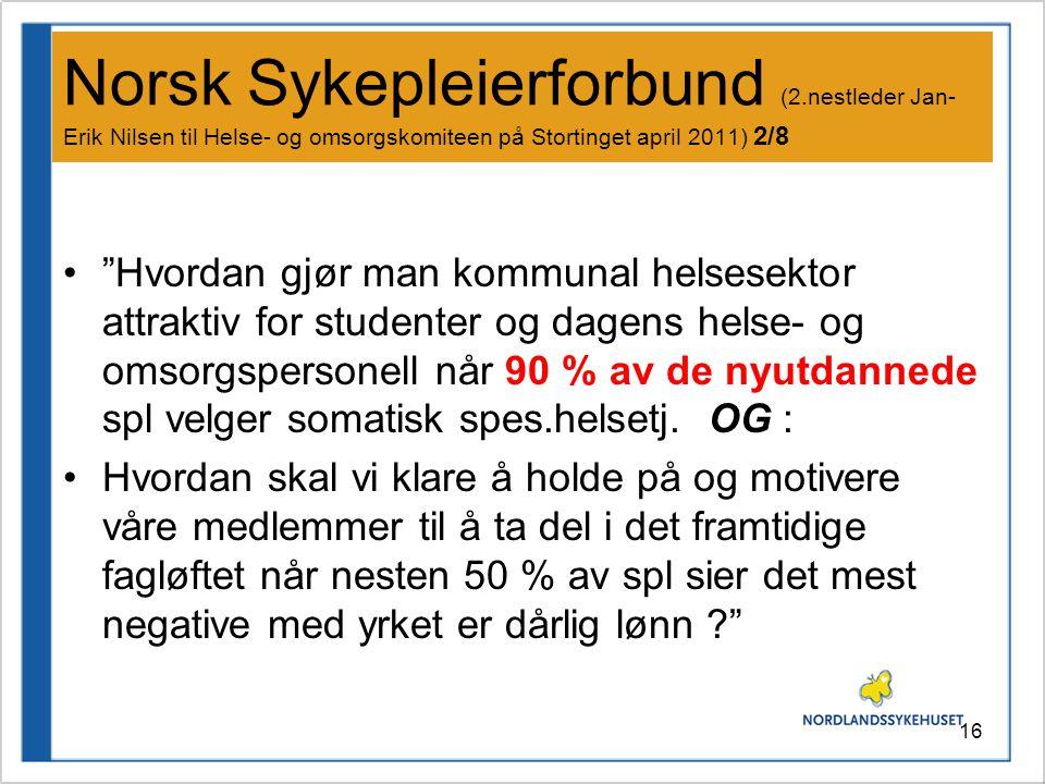 Norsk Sykepleierforbund (2