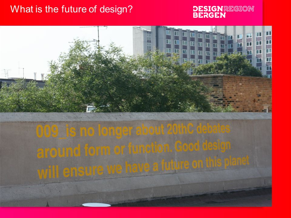 What is the future of design