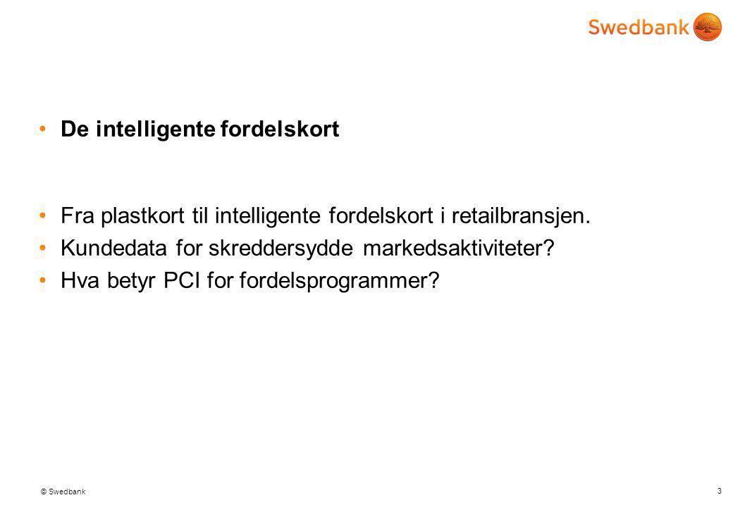 De intelligente fordelskort