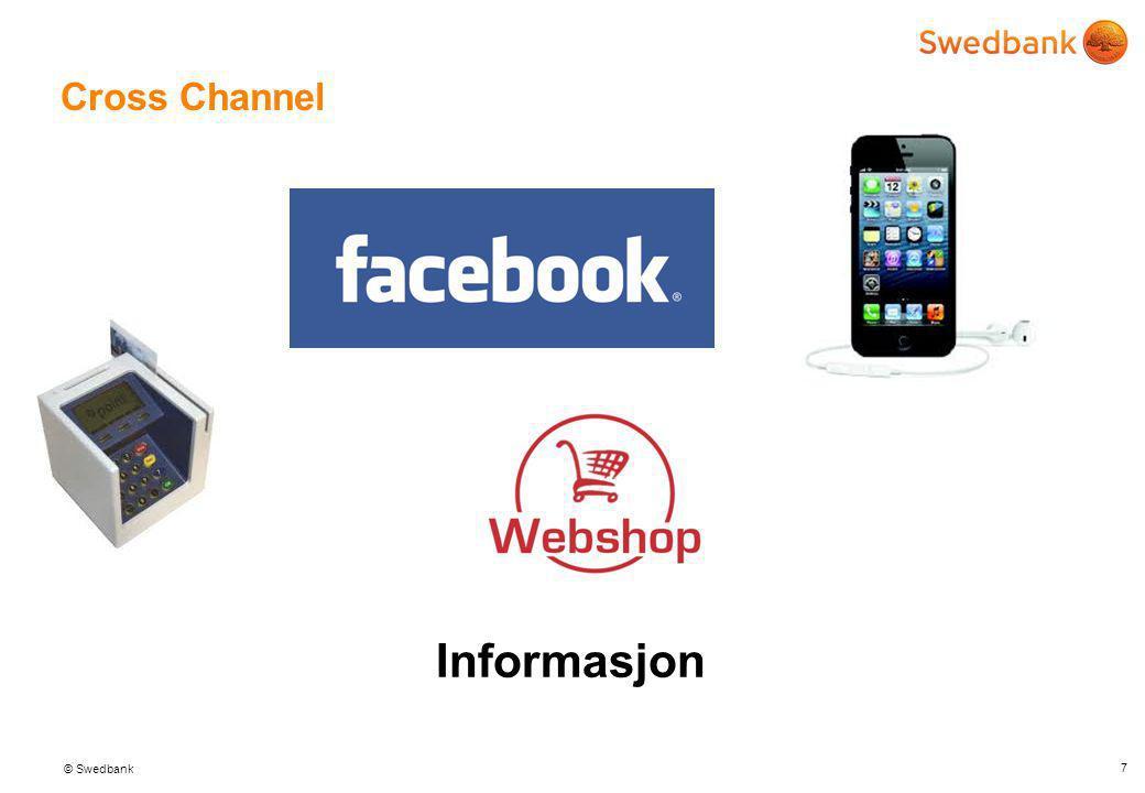 Cross Channel Informasjon