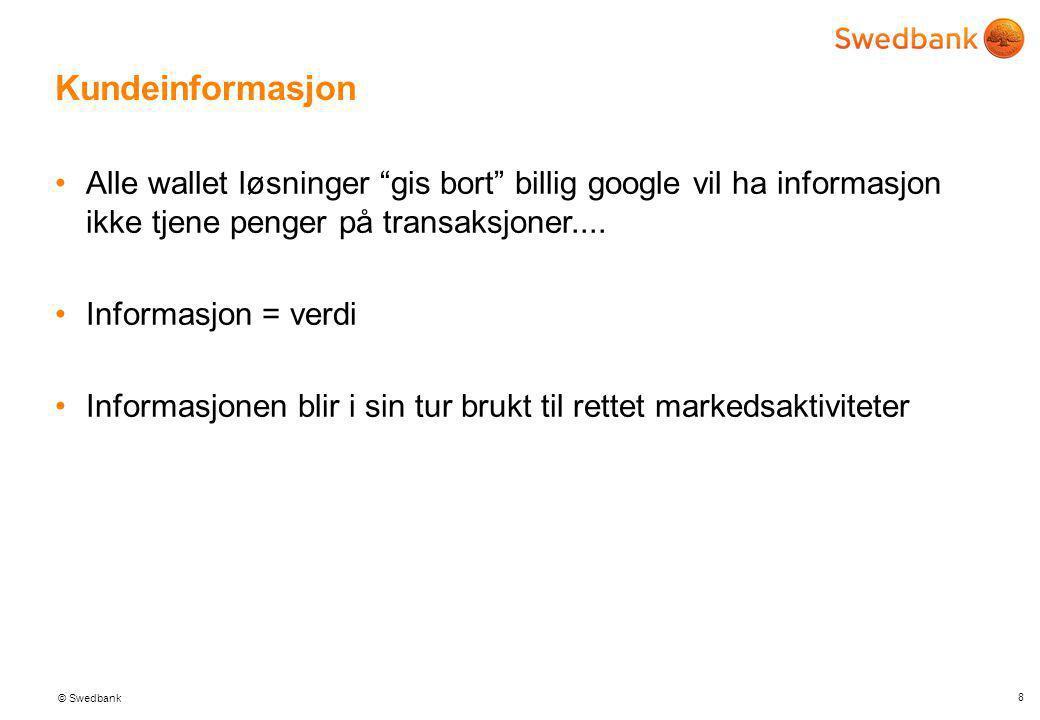 Kundeinformasjon Alle wallet løsninger gis bort billig google vil ha informasjon ikke tjene penger på transaksjoner....