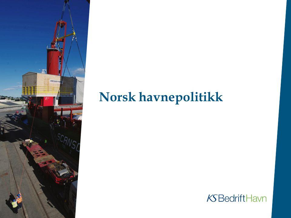 Norsk havnepolitikk