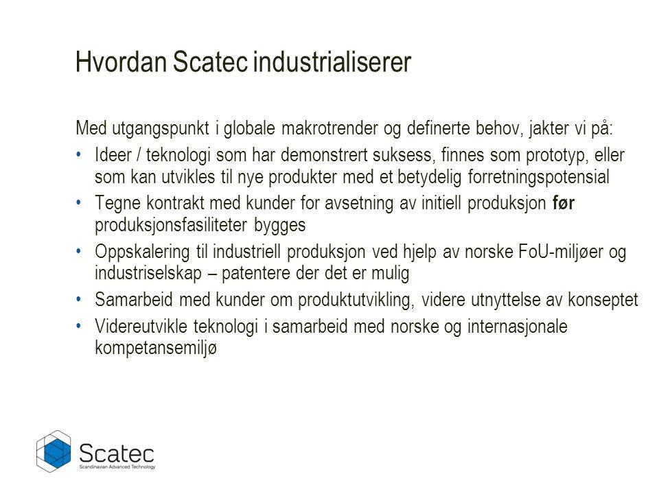 Hvordan Scatec industrialiserer