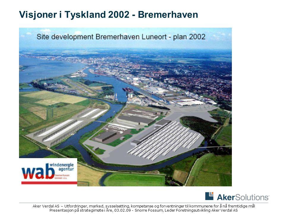 Visjoner i Tyskland 2002 - Bremerhaven