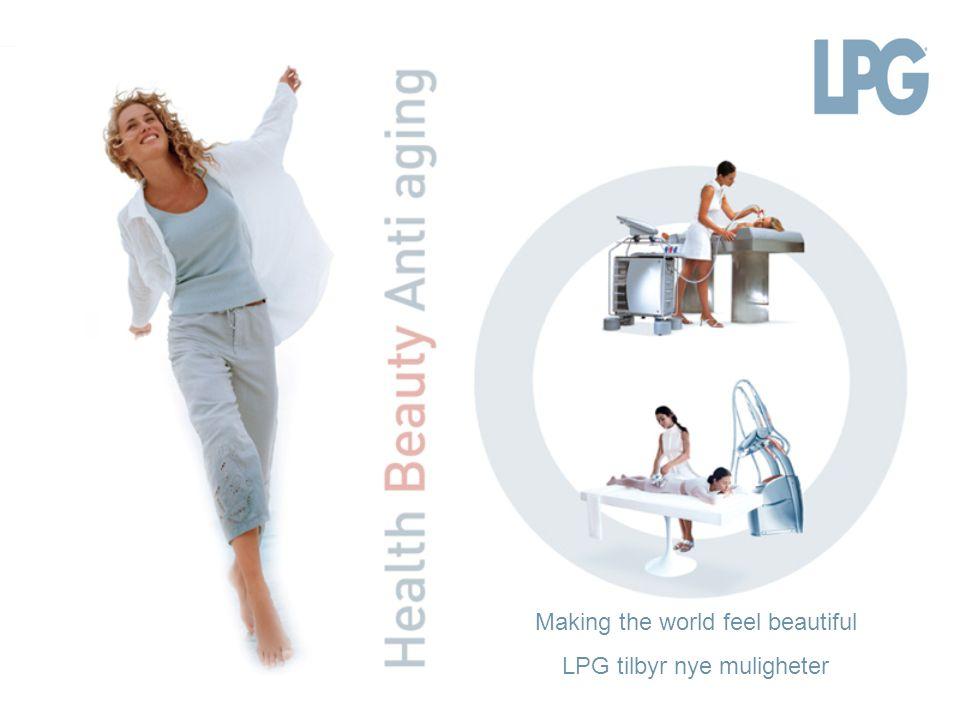 sss Making the world feel beautiful LPG tilbyr nye muligheter