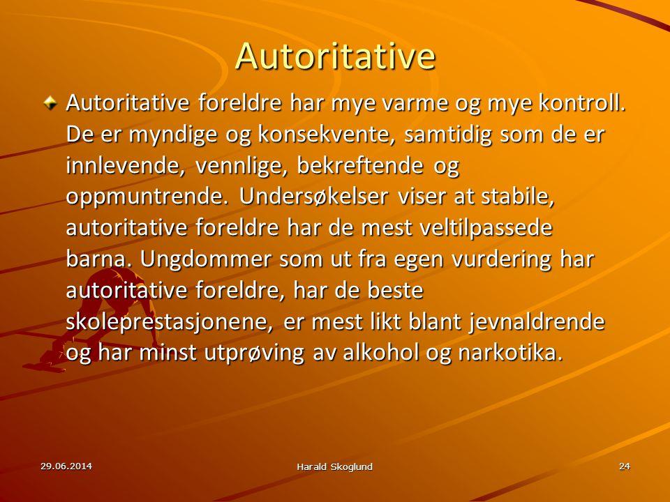 Autoritative