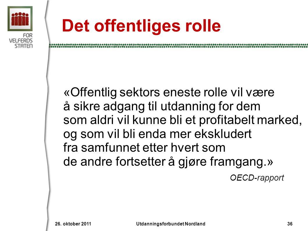 Utdanningsforbundet Nordland