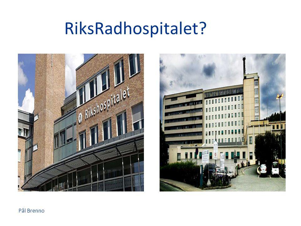 RiksRadhospitalet Pål Brenno