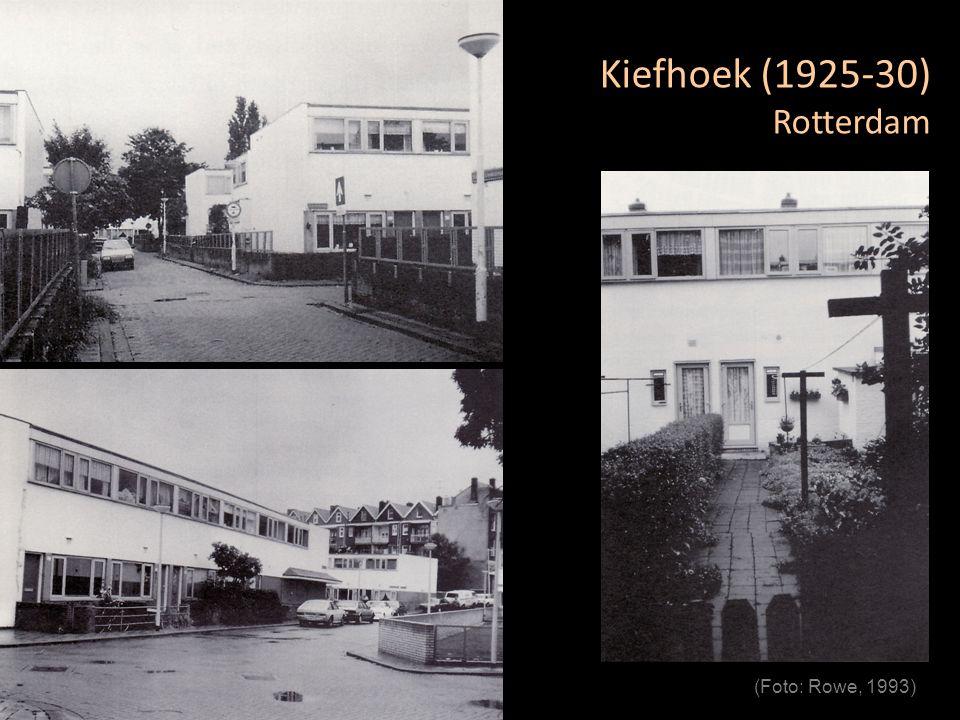 Kiefhoek (1925-30) Rotterdam