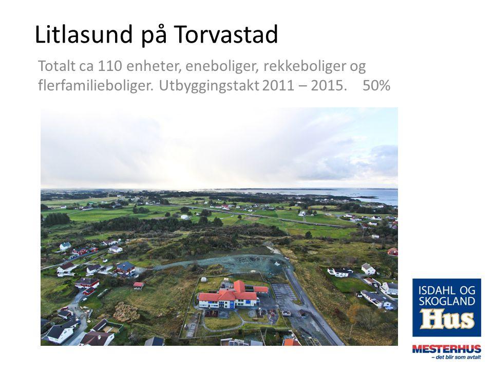 Litlasund på Torvastad