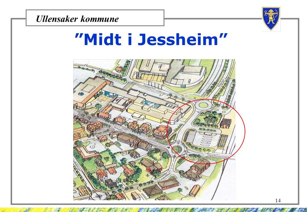 Midt i Jessheim