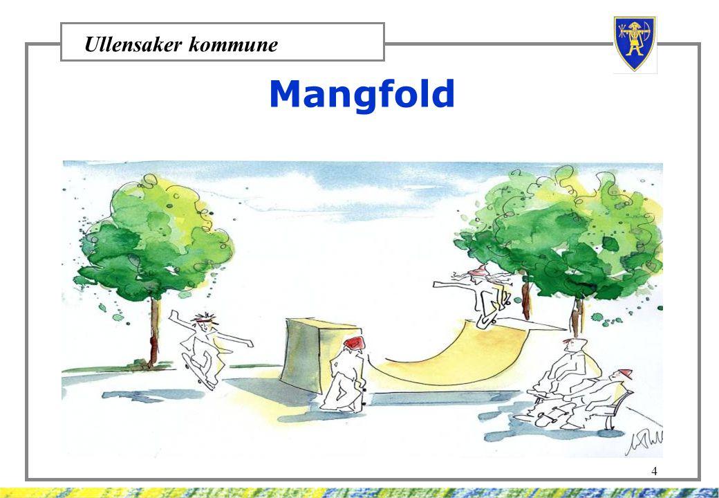 Mangfold