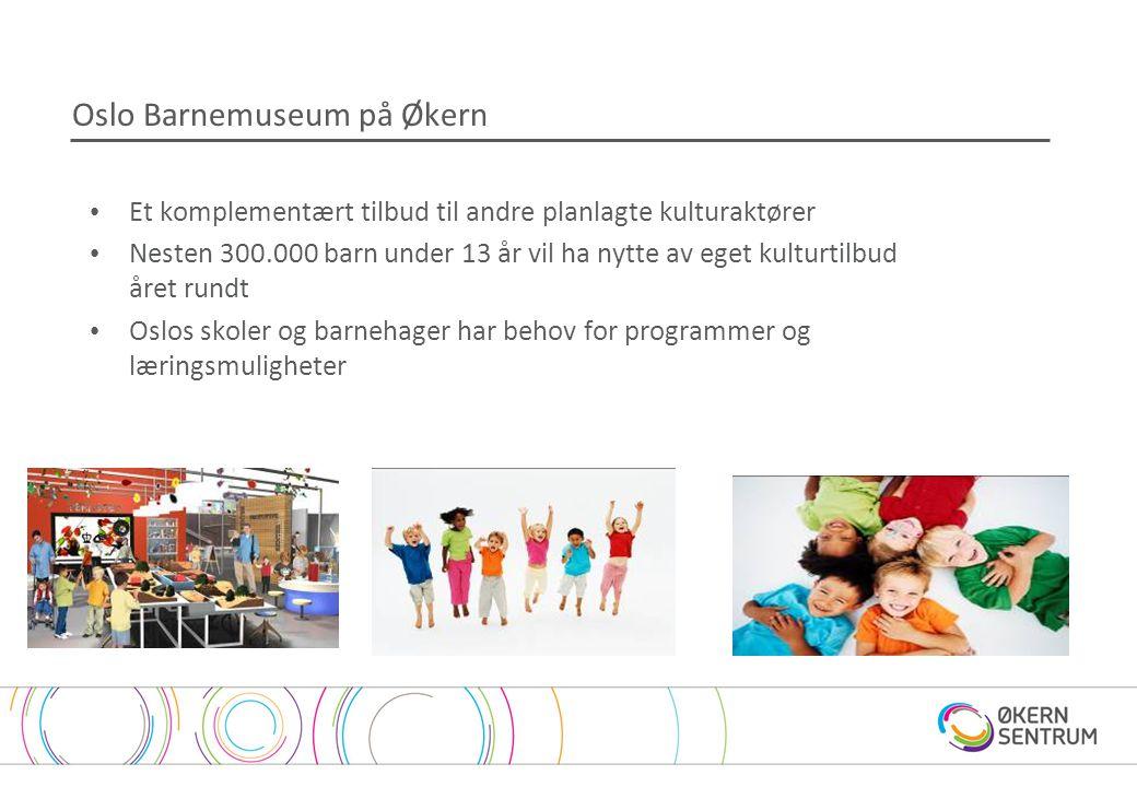 Oslo Barnemuseum på Økern