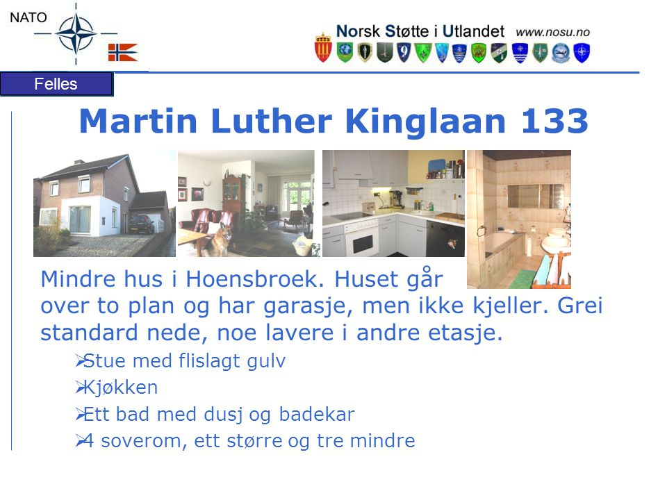 Martin Luther Kinglaan 133
