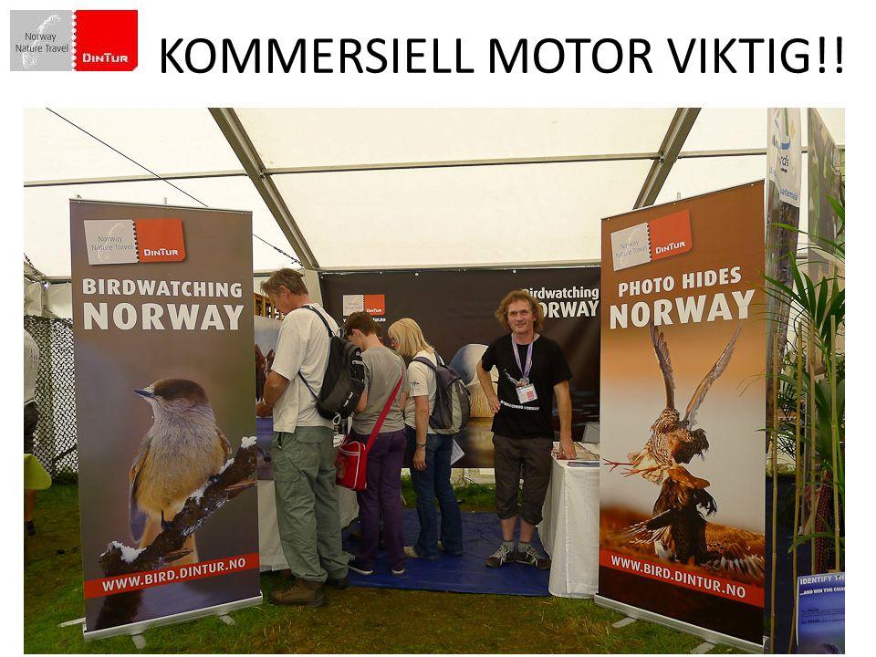 KOMMERSIELL MOTOR VIKTIG!!