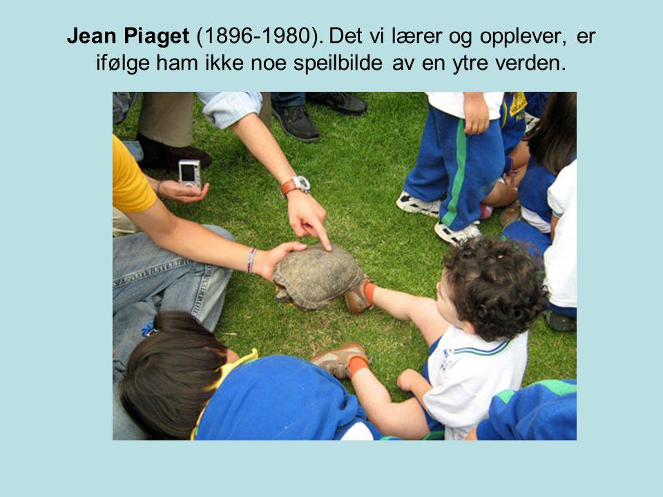 Jean Piaget (1896-1980).