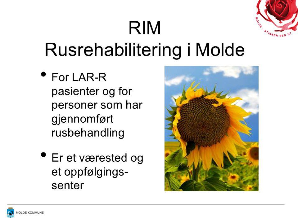 RIM Rusrehabilitering i Molde