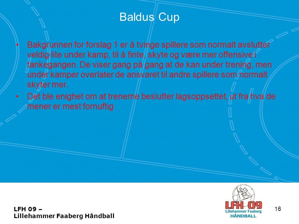 Baldus Cup