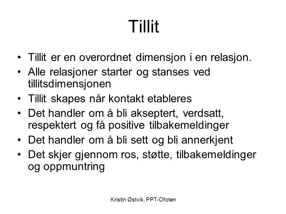Kristin Østvik, PPT-Ofoten