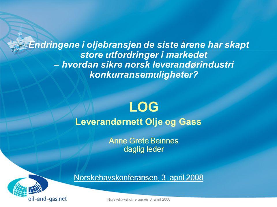 Leverandørnett Olje og Gass