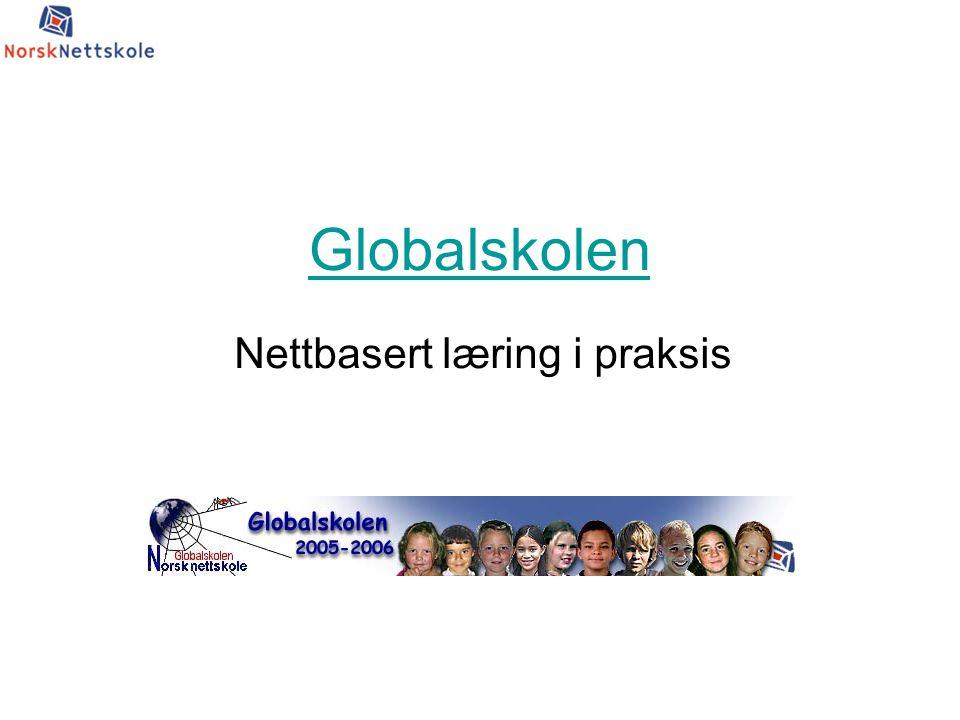 Nettbasert læring i praksis