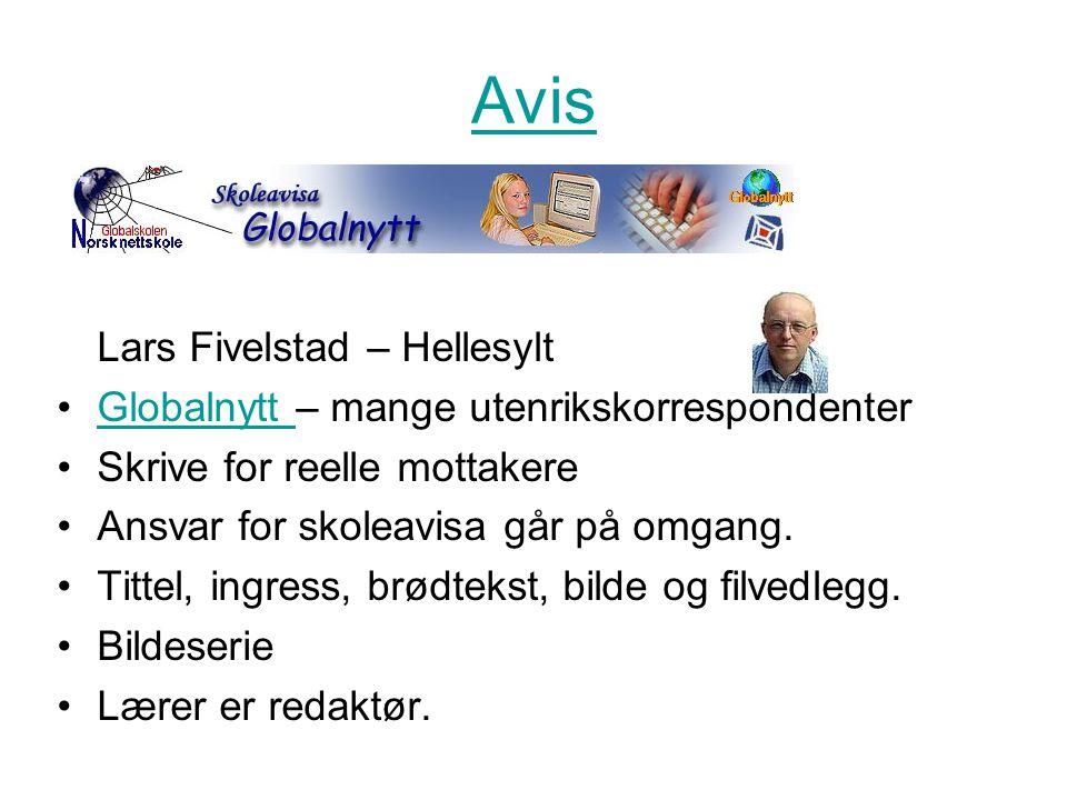 Avis Lars Fivelstad – Hellesylt
