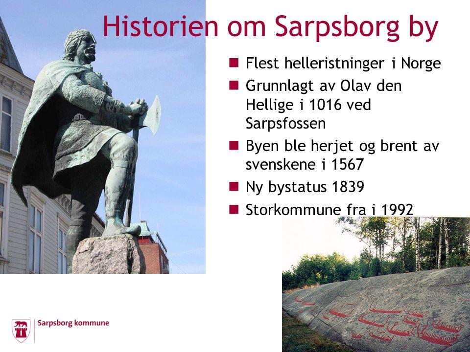 Historien om Sarpsborg by