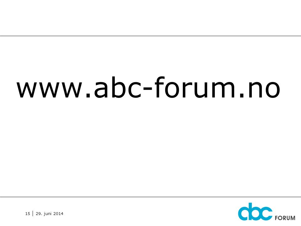www.abc-forum.no