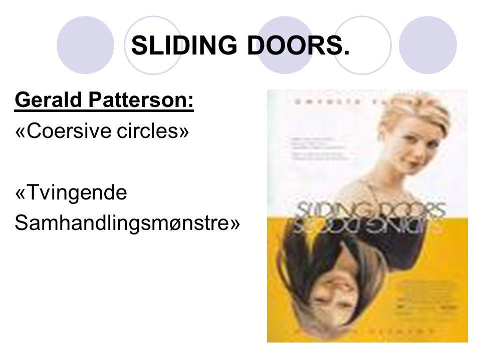 SLIDING DOORS. Gerald Patterson: «Coersive circles» «Tvingende