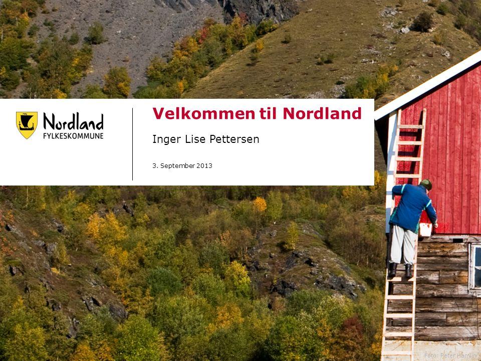 Velkommen til Nordland