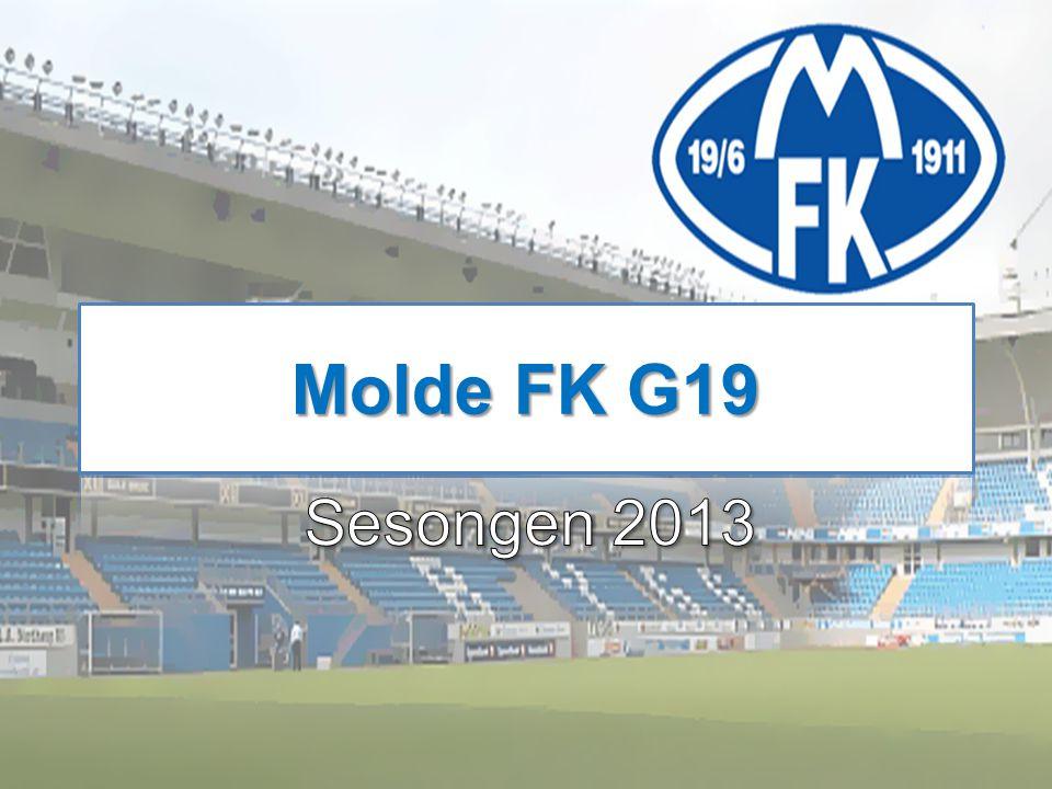 Molde FK G19 Sesongen 2013